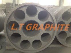 Grafiet Poreuze Smeltkroes voor Reiniging Op hoge temperatuur van Materialen van de Elektrode van het Lithium de Negatieve