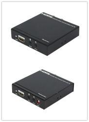 100m plus d'extendeur HDMI câble coaxial unique