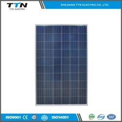 Silikon-Sonnenkollektor-Baugruppee des Ttn Hochleistungs--250W polykristalline