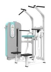 Tierra de mejor venta de equipos de fitness de gama alta asistencia DIP/Chin