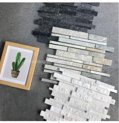 대중적인 옥외 벽 기둥 자연적인 문화 돌 Zf Sw 004