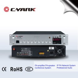 CD/DVDのパブリックアドレスのミキサーのアンプ、USB、SD、FM、Bluetooth