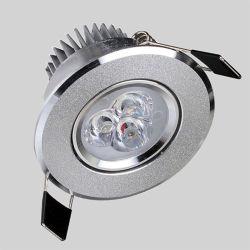 Алюминиевый корпус для установки внутри помещений светодиодные потолочные светильники для акцентного лампа 3 Вт 5 Вт