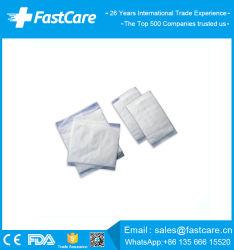 5X9 8X10 Medline plaquettes abdominale stérile