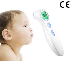 Di Digitahi di Infrared termometro della fronte del contatto non