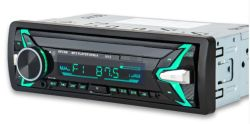 Автомобильная стерео один DIN автомобильный плеер MP3, FM-SD Bleutooth USB Автомобильный MP3-плеер