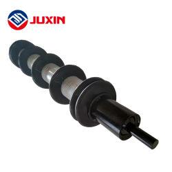 При выполнении натяжные ролики с рамой, натяжные ролики, резиновый диск возвращения натяжной ремень для конвейеров