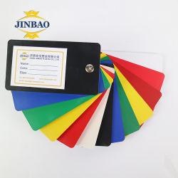 Jinbao Molde de plástico de PVC Placa de espuma folha rígida 18mm 20mm 22mm com Dé Cor para uso de Banho