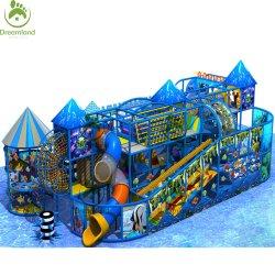 Parco divertimenti a tema Ocean di nuovo design con attrezzature soft play per Parco giochi interno per bambini