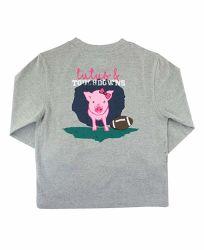 Kind-Kleidung-Produkt-Waren-Baby-Abnützung-langes Hülsen-T-Shirt