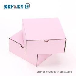 Cartone Ondulato Pieghevole Personalizzato Spedizione Cartone Imballaggio Scatole Di Posta