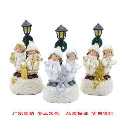樹脂のクリスマスの子供の歓迎されたブランドの工場直接販売のギフト