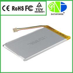 Batteria ultra sottile del polimero del litio del fornitore 3.7V 5000mAh per il PC del ridurre in pani
