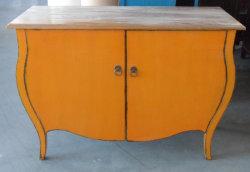Armario de madera muebles antiguos chinos Lwb612-3