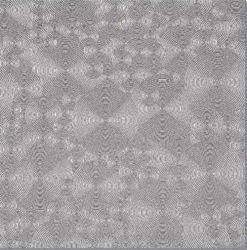 Métal gris série Vitré Vitré en carreaux de céramique en porcelaine