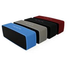 SDH-201 Haut-parleurs sans fil Bluetooth lecteur audio portable Sound Box TF aux MP3 USB pour iPhone