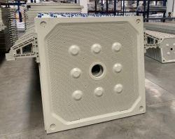 砂洗浄プラント用チャンバープレート完全自動チャンバーメンブレン シリカ廃水処理用フィルタプレス