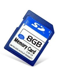 2GB, 8GB, 32GB cartão Micro SD de câmara