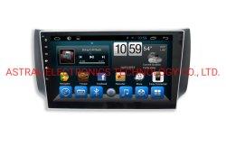 10.1 Lettore DVD stereo dell'automobile del in-Precipitare per il Bluebird dei Nissan Sylphy