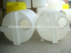 Watertreatment를 위한 펌프 또는 화학제품 탱크를 위한 2000L 화학 탱크