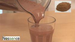 OEM-Chocolate Bebida de malte, Branco Malte de bebida -Chocolate Bebida de malte, Dry Mix 3 em 1