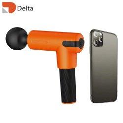 Poignée sport électrique sans fil de la batterie de haute qualité de récupération des vibrations corps profond des tissus musculaires Massage Relaxant Gun