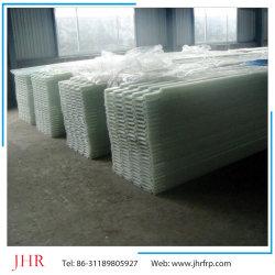 Roofing lucarne Feuille de polycarbonate serre FRP Avion lucarne