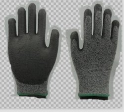 Gants anti Hhpe coupe (niveau 3) avec revêtement PU