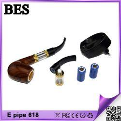 Reusachtige de e-Sigaret E van de Pijp van de Damp E Rokende Pijp 618