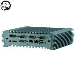 Intel 1037U/a 1,8 Ghz Dual Core, 4G de memoria sin ventilador ordenador embebido