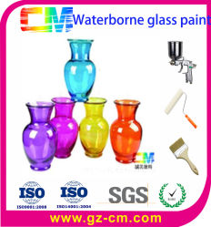 С УФ защитой Spray передающиеся стекла краска / стекло покрытие