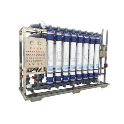 Trattamento delle acque industriale RO/UF per l'imbottigliatrice