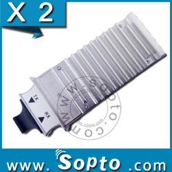 10G X2 트랜시버 1550nm 80km(SPT-X2-ZR)