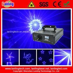 1W Blue Ilda Animação Projetor Laser Discoteca (L8830B)