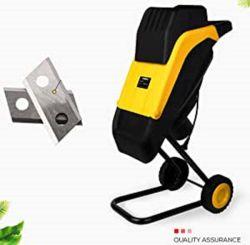 새로운 휴대용 직업적인 전기 정원 나무 또는 분지 또는 잎 칩하는 도구 또는 슈레더 힘 공구