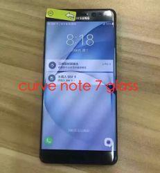 Telefon-Glasbildschirm-Schoner der Volldeckung-3D für Samsung-Anmerkung 7