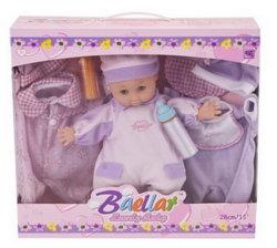 Zachte Doll van pvc