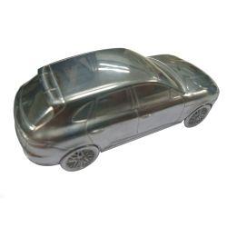 Gebildet in der China-kundenspezifischen Aluminiumlegierung Druckguss-Spielzeug-Fahrzeug-druckgegossenes vorbildliches Miniauto
