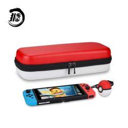علبة تخزين إكسسوارات المصنع تحمل حقيبة صلبة من خلات فينيل الإيثيلين (EVA) حالة Nintendo Switch