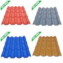 Resistente al agua avanzada Asa-PVC Tejas solares