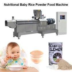 مسحوق الأرز الغذائي للأطفال / مسحوق الأطفال الذي يجعل إنتاج آلة استخراج الدخلاء الخط