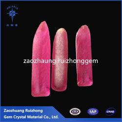 Synthetisch Nr 1 Robijnrode Roough voor het Materiaal van Juwelen