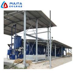 La tecnología de gasificación gasificador de madera industrial en venta