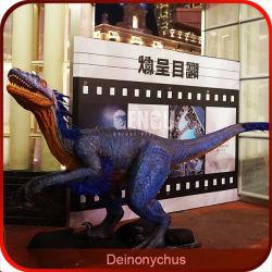 Área de juegos realistas dinosaurio modelo 3D.