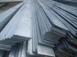 円形の端の平らな鉄の鋼鉄価格の1020鋼鉄フラットバー