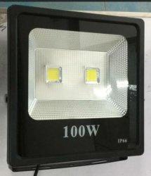 Универсальный 100-277V открытый IP65 Водонепроницаемый светодиодный прожектор початков 100W 4000K