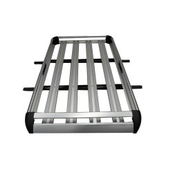 Universaleinzelne Auto-Dach-Aluminiumzahnstange