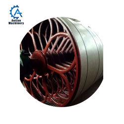 トイレットペーパー機械のための鋳鉄チップドライヤーシリンダー型