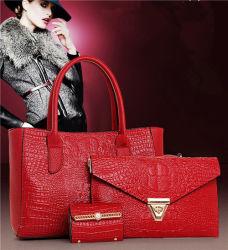 Оптовая торговля женщинами моды крокодил сумки женская сумка леди дамской сумочке