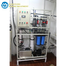 Het Systeem van de Behandeling van het Water van de omgekeerde Osmose RO